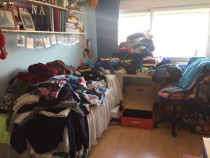 ¿Toda esa ropa tengo yo??