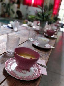 La mesa (im)perfecta