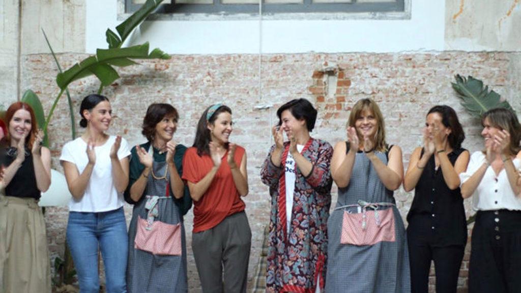 Minimalistas Madrid - las culpables - Foto de Julia de las Heras (@everydayconsciousblog)