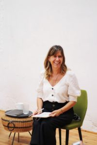 María nos contó su experiencia de un año sin compras - Foto de Julia de las Heras (@everydayconsciousblog)
