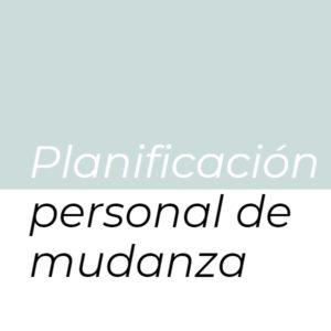 Planificación personal de mudanza baransu